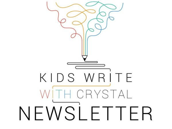 KidsWrite - Logo - Newsletter Header