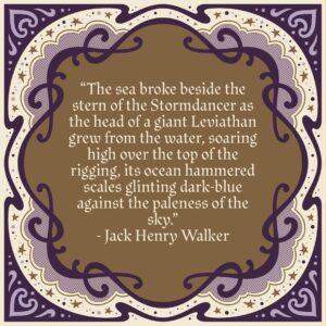 Student writing - Jack Henry Walker