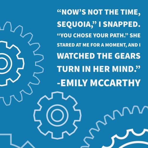 Student writing - Emily McCarthy
