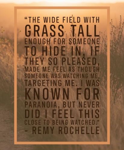 Student Novel Writing - Remi Rochelle