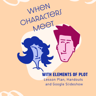 When Characters Meet: Creative Writing Lesson Plan